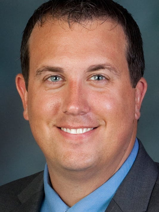 State Rep. Seth Grove, R-Dover Township. (File photo)