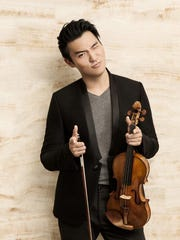 If you think classical violin recitals are stuffy or stodgy affairs, you haven't seen Taiwanese-Australian virtuoso Ray Chen in action. The globe-hopping, humorous, sharp-dressed Chen keeps directly in touch with fans via social media when he's not ripping up the stage. He may play music with a 1715 Stradivarius (worth $10 million) but his approach is very 21rst Century. Chen is making his debut at Opening Nights arts festival with an intimate show at 7:30 p.m. Thursday in Opperman Music Hall. The program boasts the Violin Sonata No. 1 in D major by Beethoven, Violin Sonata No. 1 in D minor by Saint-Saens, Solo Sonata No. 4 in E minor by Ysaye and more. Tickets are $55 per person. Call 850-644-6500 or visit openingnights.fsu.edu.