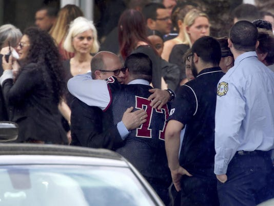 School Shooting Florida Coach Funeral (2)