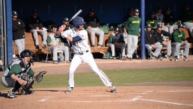 Spring Grove graduate Dalton Hoiles is batting .327 for the Shippensburg University baseball team.