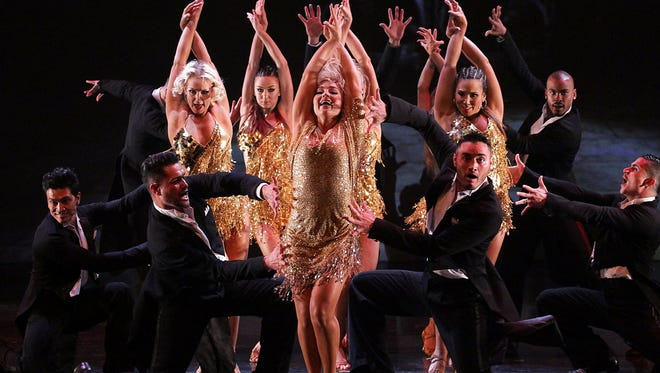 """""""Dance to the Movies"""" will show at the Playhouse at Rodney Square Friday May 18 through Sunday May 20."""
