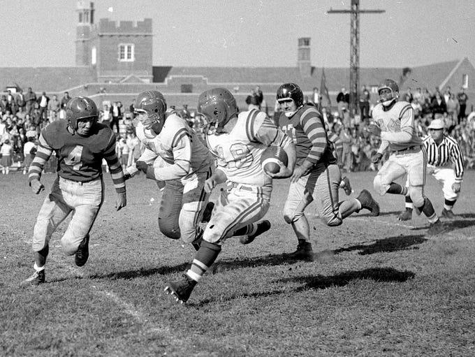 Vineland High School football vs. Camden, October 22nd,