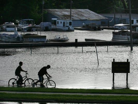 2008 Birdland Flooding