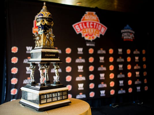 Fiesta Bowl Announcement