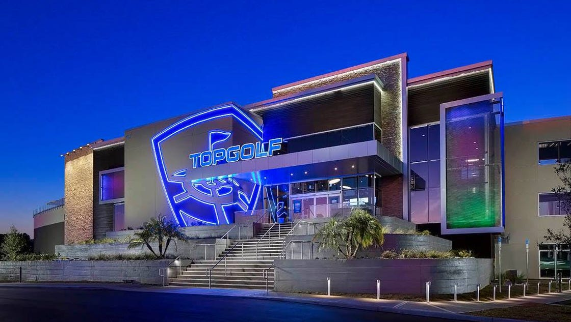 Topgolf Eyeing El Paso For High Tech Golf Range