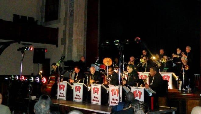 Jazz TnT Big Band: The high energy TnT Big Band play at Shield's of Southfield, Saturday, October 3.