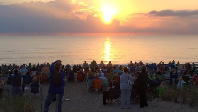 Trinity United Methodist Church will have its 50th Easter sunrise service this year in Jensen Beach.