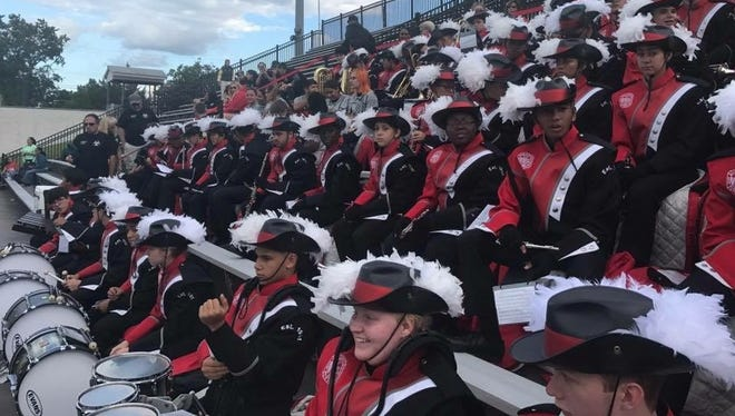 Vineland High School's Marching Clan will host its third annual Cavalcade of Bands Marching Band Competition on Nov. 4 at Gittone Stadium at 50 Montrose St., in Vineland.