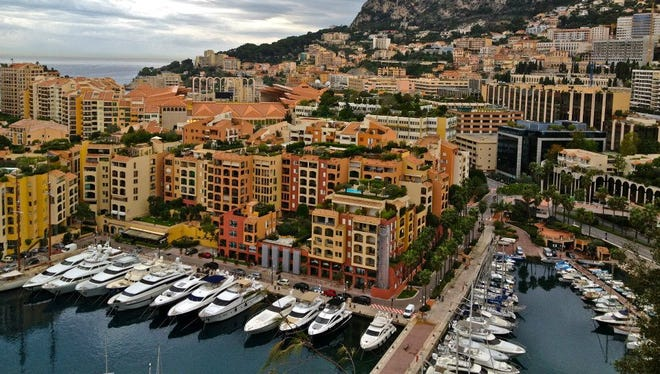Monaco is a frequent destination for students studying abroad.