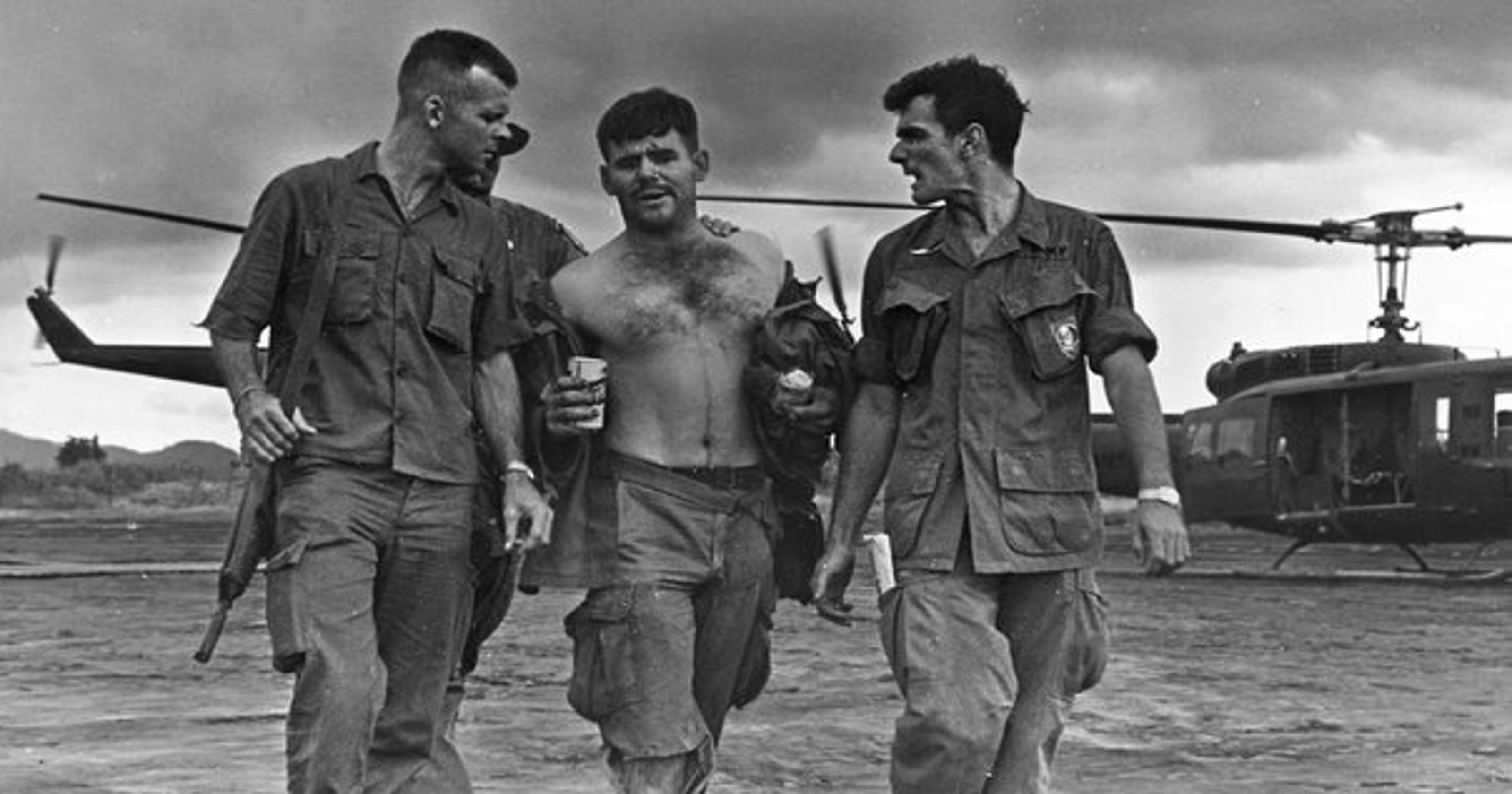 Donald Trump to give Medal of Honor to Vietnam vet Gary Rose