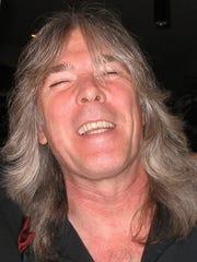 AC/DC guitarist Cliff Williams
