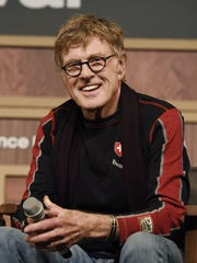 In this Jan. 21, 2016 file photo, Robert Redford, founder
