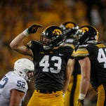 Iowa's Josey Jewell isn't a Butkus Award finalist and fans are shocked