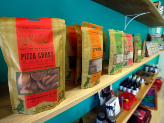 Gourmet cookies at Bubba Rose Biscuit Company in Morristown