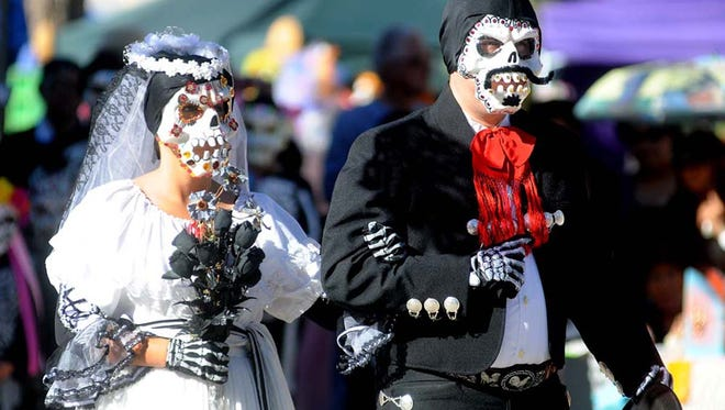 Get creative with your mask this Saturday at the MASKquerade Ball in Vevay.