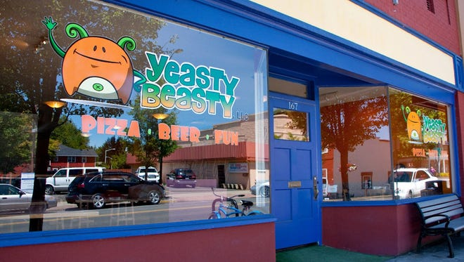 Yeasty Beasty, located at 167 Main St. in Monmouth, scored a perfect 100 on its semi-annual restaurant inspection Feb. 2.