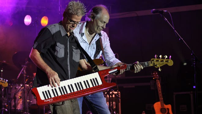 Little River Band, which is celebrating its 40th year as a group, is set to perform on Jan. 30 at the Plaza Theatre in Downtown El Paso.