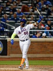 Apr 14, 2018; New York City, NY, USA; New York Mets