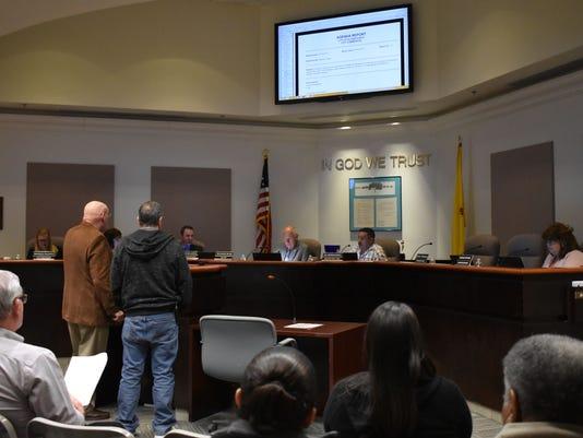 Alamogordo City Commission