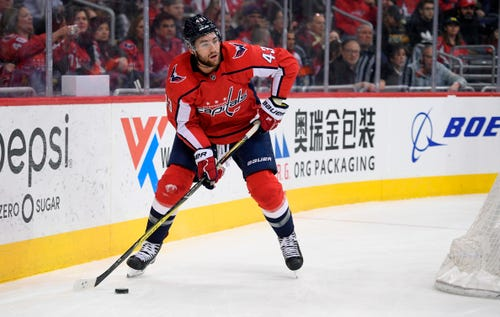 Should Tom Wilson be suspended for hit to head?