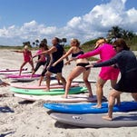 Without surf training, you can't take advantage of Bob Freeman's weekly surf forecast.