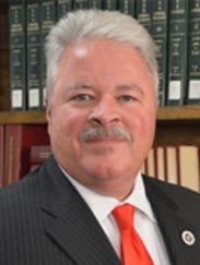 State Sen. Jay Luneau, D-Alexandria
