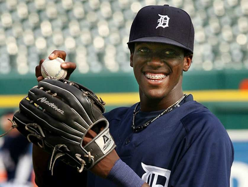 Roberson alum Cameron Maybin was selected in the 2005 major league draft by the Detroit Tigers.