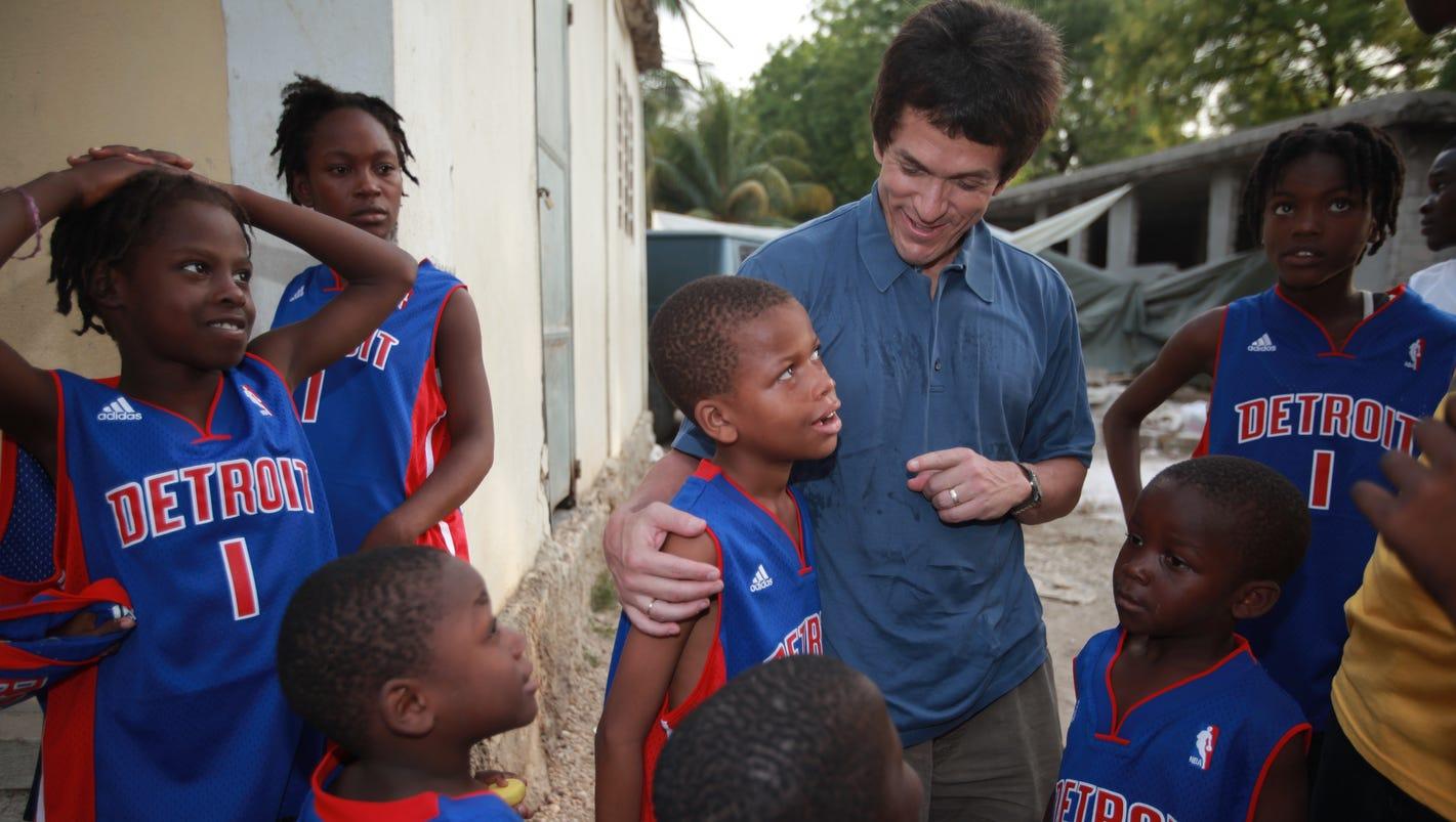 Dear Haitian orphans: Don't judge us for President Donald Trump's words