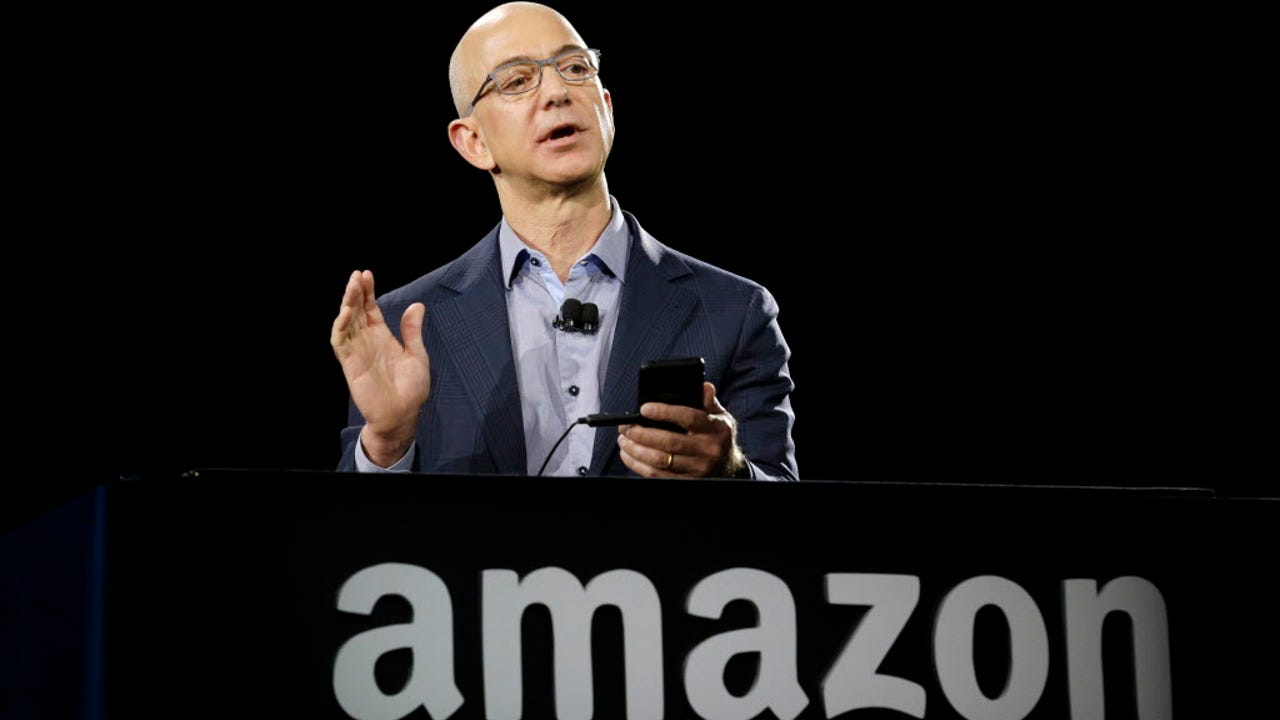 Jeff Bezos just became the world's richest man