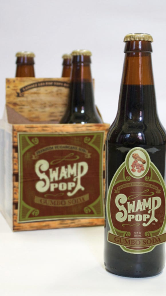 Swamp Pop sugarcane sodas announced a new flavor today, gumbo. Happy April Fool's Day!