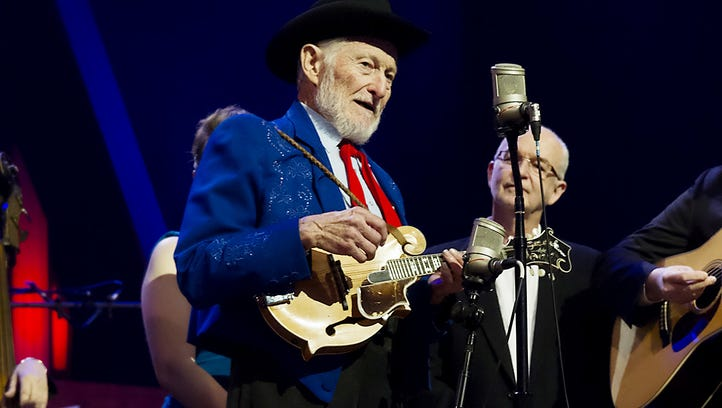 Bluegrass legend Jesse McReynolds returning to Grand Ole Opry after aneurysm nearly killed him