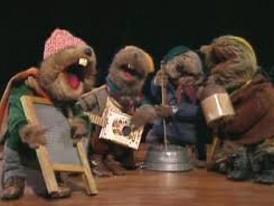 The Emmet Otter Jug Band.