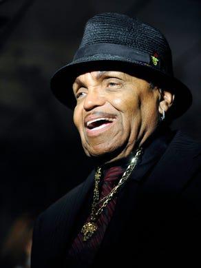 Joe Jackson, father of the musical Jackson family,