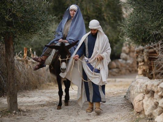 AP ISRAEL CHRISTMAS I ISR