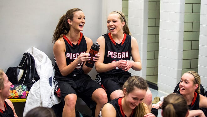 The Pisgah girls improved to 20-0 with Friday's 59-41 win at Tuscola.