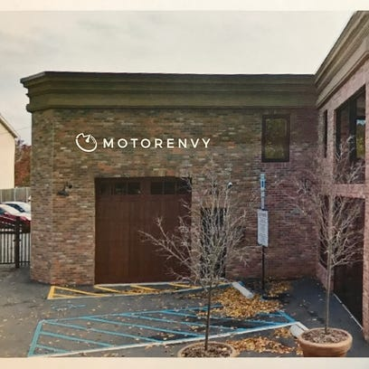 The owner of MotorEnvy in Hasbrouck Heights is moving
