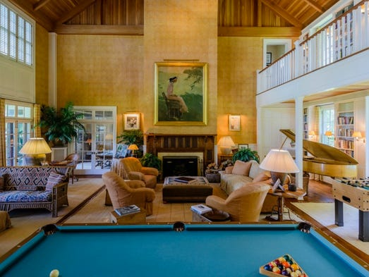Zillow ranks most expensive homes for sale for Living room channel 10 codeword