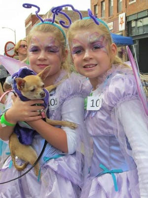 The Pets and Pumpkins Festival takes place Saturday, Oct. 17.