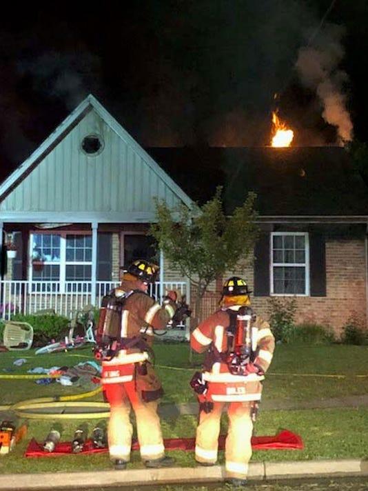 01 LAN Hanover Court Fire