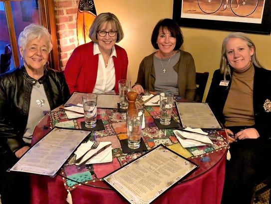 Deaconess Classic -  Committee members Jayne Manis,