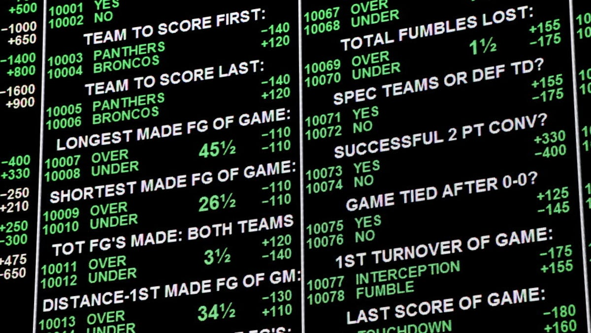 sports betting today