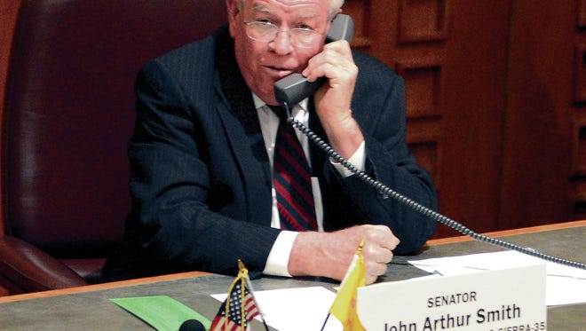 New Mexico Senator John Arthur Smith is a Democrat from Deming who chairs the Senate Finance Committee.