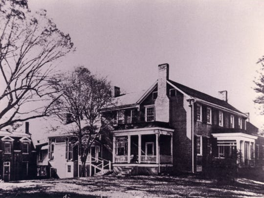 The Wessyngton Mansion.