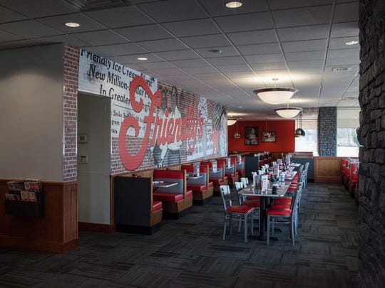 A glimpse at what the Friendly's on Delsea Drive in Vineland will resemble following planned renovations.
