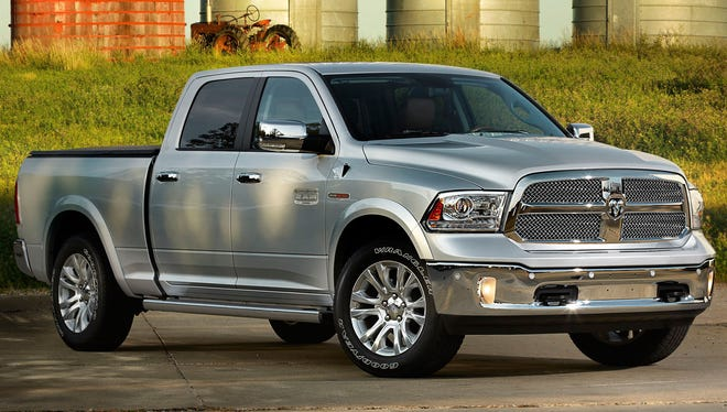 Chrysler Group is doubling output of the Ram 1500 EcoDiesel