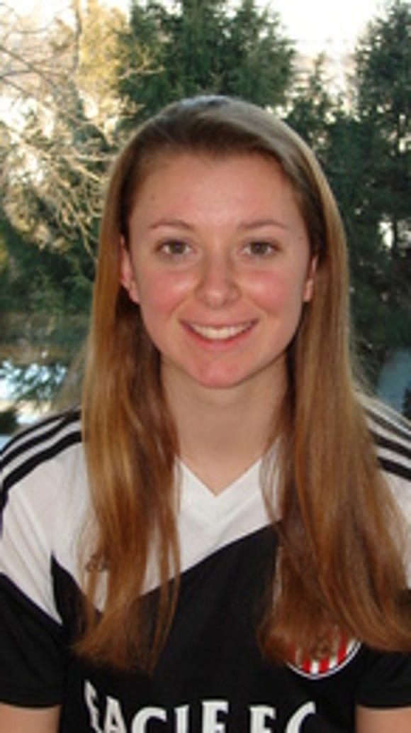 Spring Grove's Abby Erlemeier will play Division I