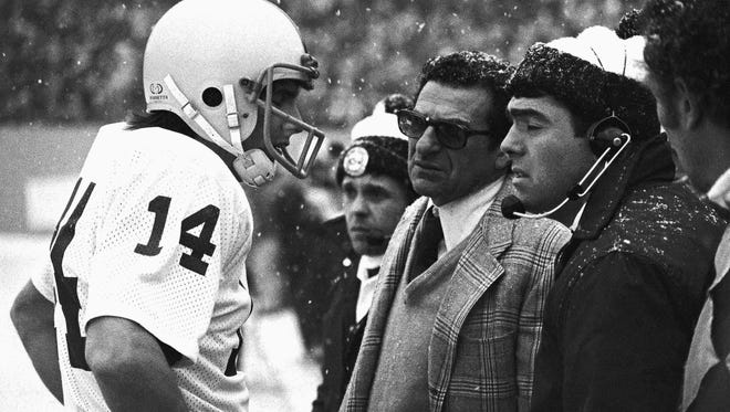 Quarterback Chuck Fusina led the Lions to victories over Pitt in 1977 and '78. The latter gave Penn State its first shot at a national title.