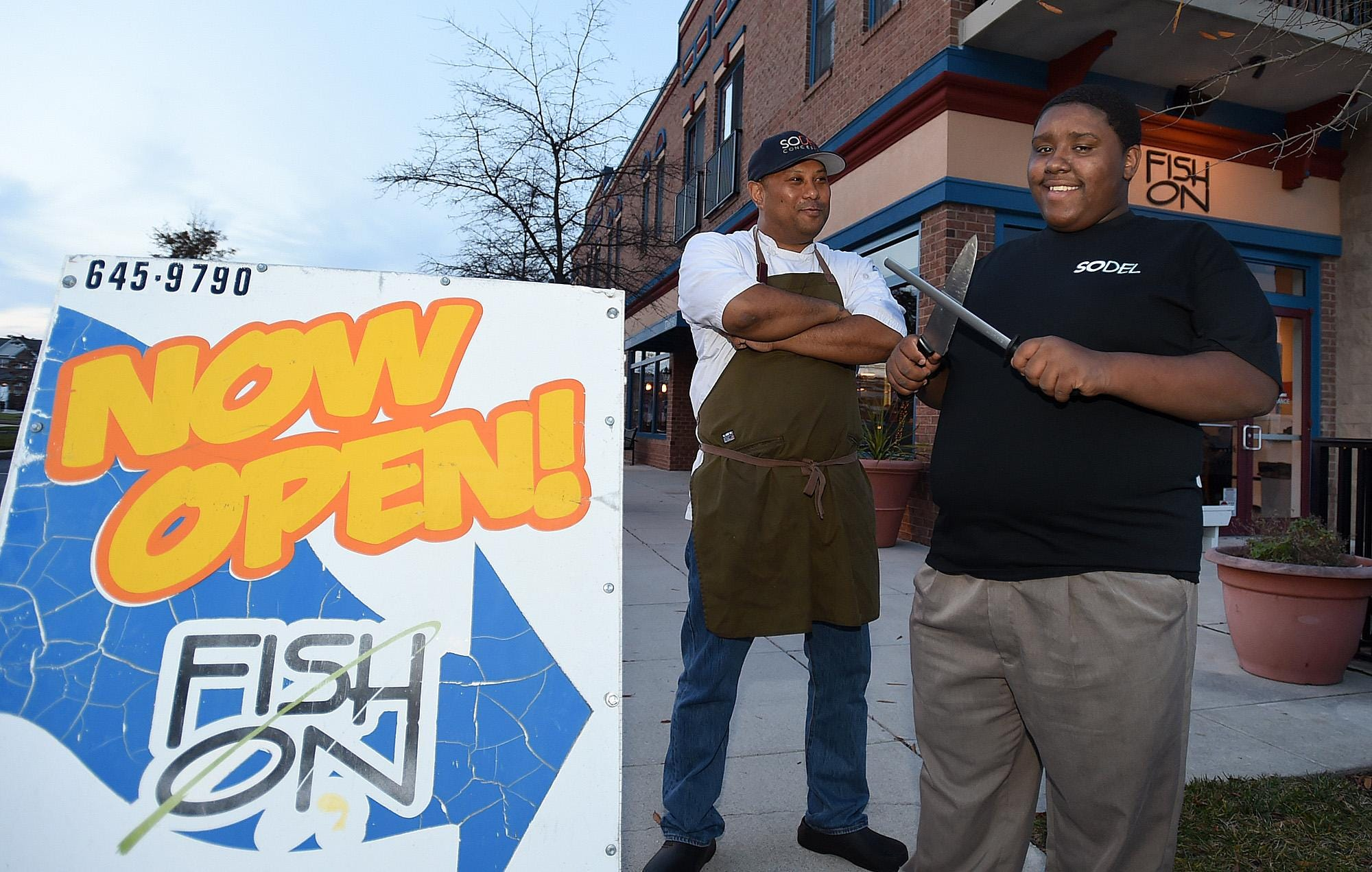 ... Kitchen And Company Lewes De By In Delaware Young Chefs Cooking Up  Dreams ...