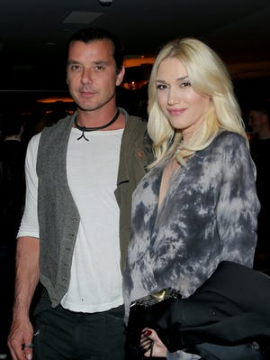 Gwen Stefani and Gavin Rossdale welcomed a third boy, Apollo Bowie Flynn, on Friday.