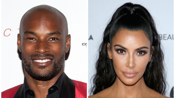 I M Not Gay Tyson Beckford Responds To Kim Kardashian S Comments